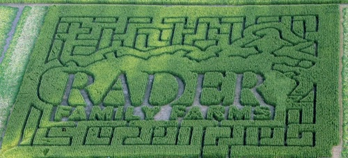 2009 Rader Family Farms Maze